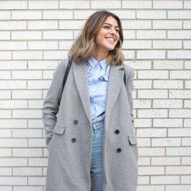 36 συνδυασμοί με γκρι παλτό για να ολοκληρώσεις ένα τέλειο σύνολο (φωτό) - Κυρίως Φωτογραφία - Gallery - Video