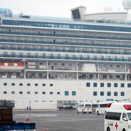 Κορωναϊός: Δυο Έλληνες ανάμεσα στους επιβάτες του κρουαζιερόπλοιου Diamond Princess - Κυρίως Φωτογραφία - Gallery - Video