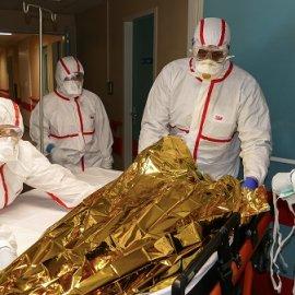 Κορωνοϊός παγκοσμίως: Ξεπέρασαν το 1,5 εκατ. τα συνολικά κρούσματα - Περισσότερα από 88.500 τα θύματα της πανδημίας - Κυρίως Φωτογραφία - Gallery - Video