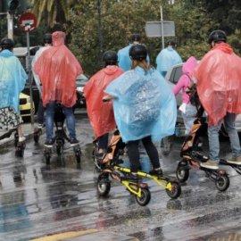 Καιρός: Συνεχίζεται και τη Δευτέρα η κακοκαιρία - Πού θα βρέξει - Κυρίως Φωτογραφία - Gallery - Video