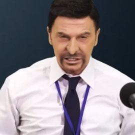 O Tάκης Ζαχαράτος μεταμφιέστηκε σε Νίκο Χαρδαλιά – Εντυπωσιακή μίμηση, πως χαρακτηρίζει τον υπουργό (βίντεο) - Κυρίως Φωτογραφία - Gallery - Video