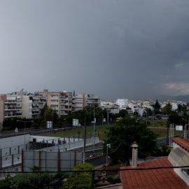 Βροχερός καιρός – Σε ποιες περιοχές θα σημειωθούν καταιγίδες; - Κυρίως Φωτογραφία - Gallery - Video
