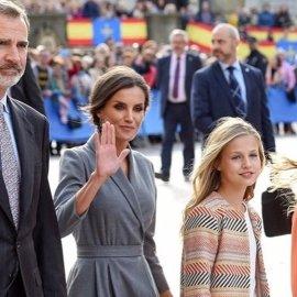Βαρύ πένθος για την οικογένεια του Βασιλιά Φελίπε & της Βασίλισσας Λετίσια: Στα μαύρα και οι κορούλες Λεονόρ & Σοφία (φωτό) - Κυρίως Φωτογραφία - Gallery - Video