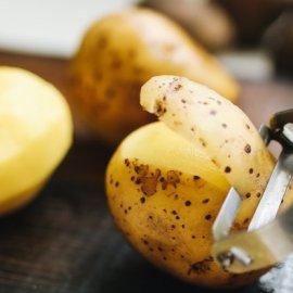 Η Ντίνα Νικολάου μας συμβουλεύει: Μην πετάτε τις φλούδες πατάτας - Δείτε πως θα τις αξιοποιήσετε! - Κυρίως Φωτογραφία - Gallery - Video