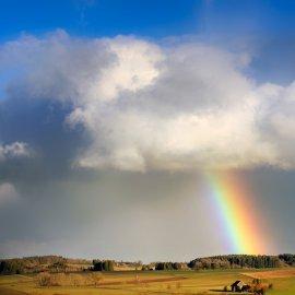 Καιρός: Τοπικές βροχές και σκόνη την Παρασκευή με μικρή άνοδος της θερμοκρασίας - Κυρίως Φωτογραφία - Gallery - Video