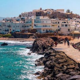 Νάξος: Πρώτο κρούσμα κορωνοϊού στο νησί - Έλληνας γιατρός από την Βρετανία που έφτασε μέσω Σερβίας - Κυρίως Φωτογραφία - Gallery - Video