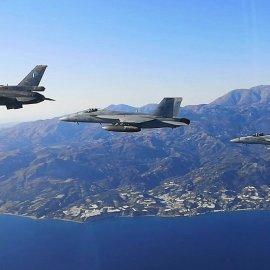 Έκτακτο: Ανάκληση αδειών σε στρατό ξηράς & αεροπορία - Οι Τούρκοι έκλεισαν τα ραντάρ - Ασκήσεις με πραγματικά πυρά  - Κυρίως Φωτογραφία - Gallery - Video