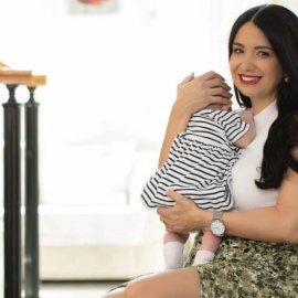 Η βουλευτής, Σάβια Ορφανίδου γέννησε μια κορούλα με δωρητή σπέρματος: «Είχα φτάσει 39 ετών & ένιωθα ότι κάτι έλειπε» (Φωτό)  - Κυρίως Φωτογραφία - Gallery - Video