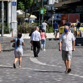 Κορωνοϊός: Νέα μέτρα από Δευτέρα για την Αττική - Πώς θα δουλεύουμε, το ωράριο στο Δημόσιο  - Κυρίως Φωτογραφία - Gallery - Video