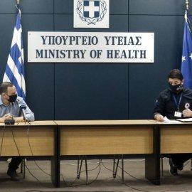 Live -Κορωνοϊός: Η ενημέρωση του Υπουργείου Υγείας για την πορεία της πανδημίας  - Κυρίως Φωτογραφία - Gallery - Video