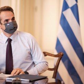 Μητσοτάκης: Lockdown σε Θεσσαλονίκη, Ροδόπη & Λάρισα - Αύριο νέα μέτρα για έναν μήνα - Κυρίως Φωτογραφία - Gallery - Video