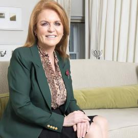 Η Σάρα Φέργκιουσον έκλεισε τα 61: Αγνώριστη & γεμάτη ρυτίδες στις νέες φωτό που πόσταρε η κόρη της πριγκίπισσα Eugenie - Κυρίως Φωτογραφία - Gallery - Video