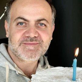 Ο Μιχάλης Κεφαλογιάννης συνήλθε από τον κορωνοϊό μετά από 3 δύσκολες εβδομάδες- Ευτυχισμένα γενέθλια, αγαπητέ συνάδελφε & σιδερένιος! (φωτό) - Κυρίως Φωτογραφία - Gallery - Video