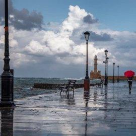 Καιρός: Συννεφιά & άνεμοι μέχρι 7 μποφόρ στο Αιγαίο - Σε ποιες περιοχές θα βρέξει - Κυρίως Φωτογραφία - Gallery - Video
