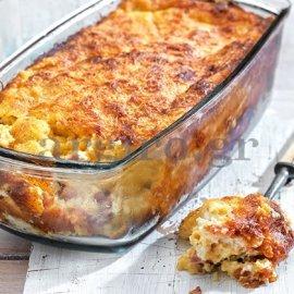 Η Αργυρώ Μπαρμπαρίγου μαγειρεύει Γαλοπούλα ογκρατέν -  Απολαυστικό, χορταστικό και χειμωνιάτικο γεύμα. - Κυρίως Φωτογραφία - Gallery - Video