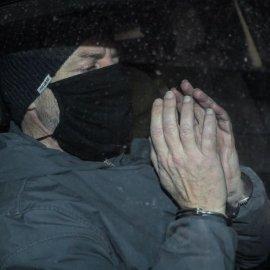 Στις φυλακές Τρίπολης μεταφέρεται ο Δημήτρης Λιγνάδης - Ο Κούγιας ετοιμάζει προσφυγή κατά της προφυλάκισης - Κυρίως Φωτογραφία - Gallery - Video