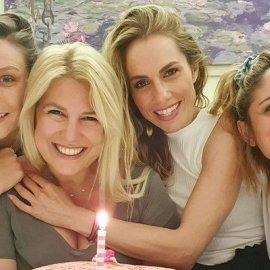 Γενέθλια για την Ράνια Θρασκιά: Μαζί με τις νεράιδές της έσβησε την τούρτα της «στις 12! Κάτι σαν τη σταχτοπούτα δηλαδή» (φωτό) - Κυρίως Φωτογραφία - Gallery - Video