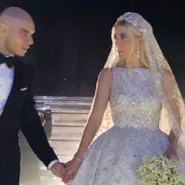Σάμι Ζέιν - Λόρεν Φαν Μπέρκελ: Ο πιο glamorous γάμος της χρονιάς στο Μονακό, με λαμπερούς καλεσμένους - Κριθαριώτη, Λιβανίου, Βερνίκου,  Χρουσαλά (φωτό) - Κυρίως Φωτογραφία - Gallery - Video