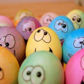 Πρωτότυπα και χαριτωμένα πασχαλινά αβγά - Τσουγκρίστε με... ιδιαίτερα σχέδια στα αβγά σας (φωτό) - Κυρίως Φωτογραφία - Gallery - Video
